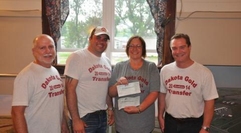 Dakota Gold's first annual Pig Roast held in Plaza on June 28, 2014